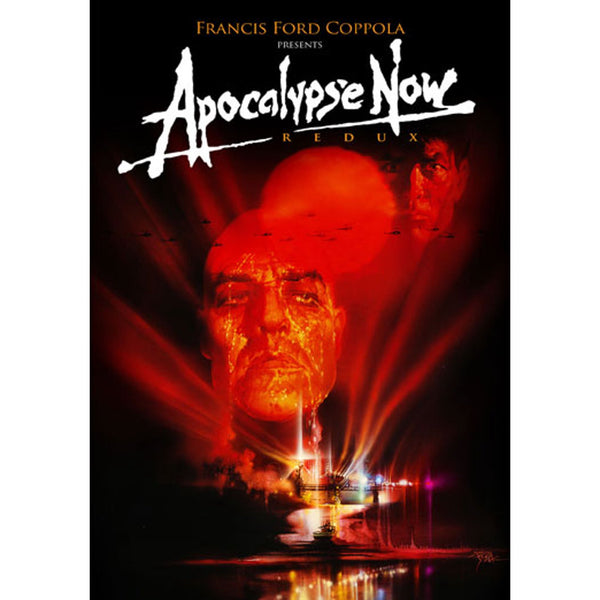 Used DVD - Apocalypse Now Redux