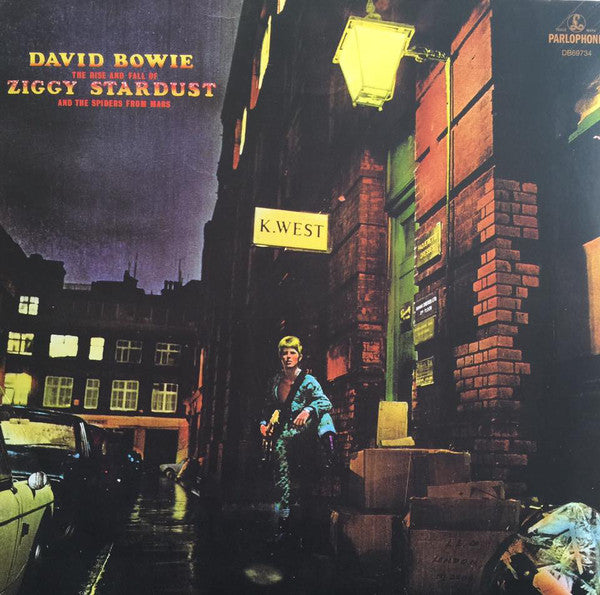 David Bowie - The Rise And Fall Of Ziggy Stardust And The Spiders From Mars (New Vinyl)