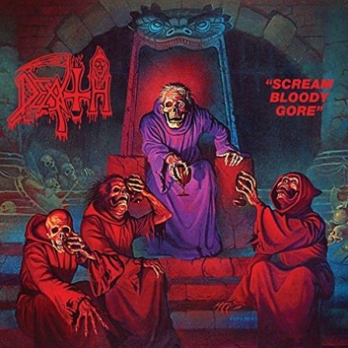 Death - Scream Bloody Gore (New Vinyl)