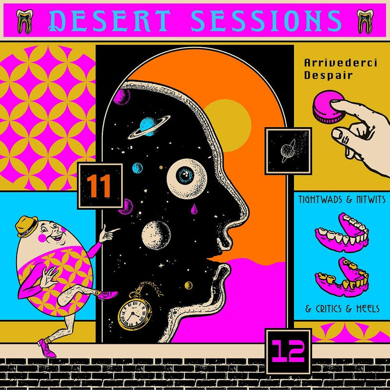 Desert Sessions - Desert Sessions Vol. 11 & 12 (New Vinyl)