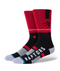 STANCE Socks - Raptors Shortcut 2 (RED)