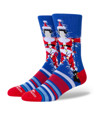 STANCE Socks - Christmas Vacation (BLUE)