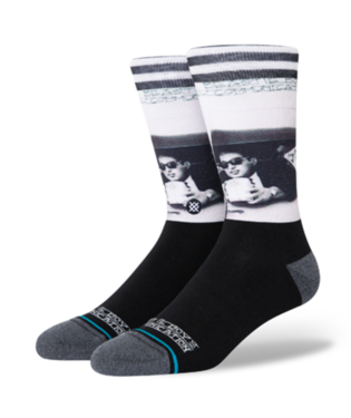STANCE Socks - Beastie Boys Ill Communications (BLACK)