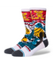 STANCE Socks - Primary Haring (WHITE)
