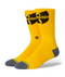 STANCE Socks - Wu-Tang Clan The Wu (YELLOW)