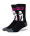 STANCE Socks - Punk Blondie (BLACK)