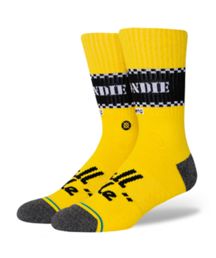 STANCE Socks - Blondie Taxi (YELLOW)