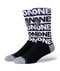 STANCE Socks - The Ramones (BLACK)