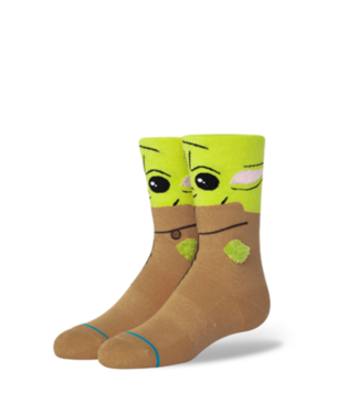 STANCE Socks - Star Wars The Child (GREEN) (KIDS)
