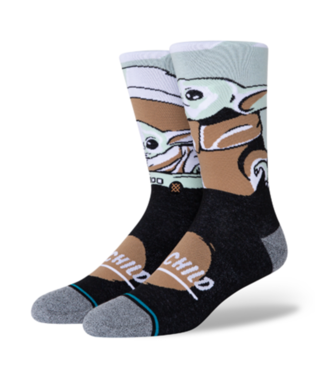 STANCE Socks - Star Wars The Child (BLUE)