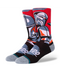 STANCE Socks - Star Wars Beskar Steel (RED)