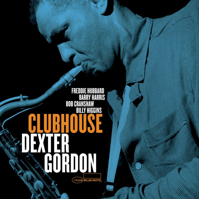 Dexter Gordon - Clubhouse  (Blue Note Tone Poet Series Vinyl)