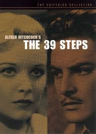 Used DVD - 39 Steps (1935) (Criterion)