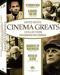 Used DVD - Cinema Greats Collection (4 Films)