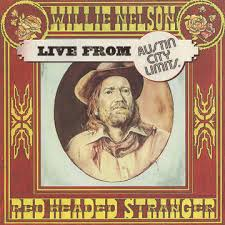 Willie Nelson - Red Headed Stranger Live From Austin City Limits (New Vinyl) (BF2020)