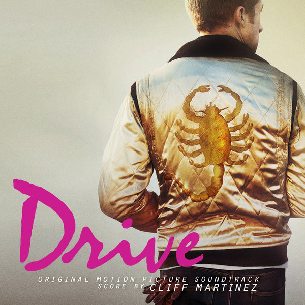 Cliff Martinez - Drive [Soundtrack] (New Vinyl)