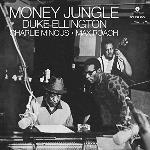 Duke Ellington / Charlie Mingus / Max Roach - Money Jungle (Vinyl)