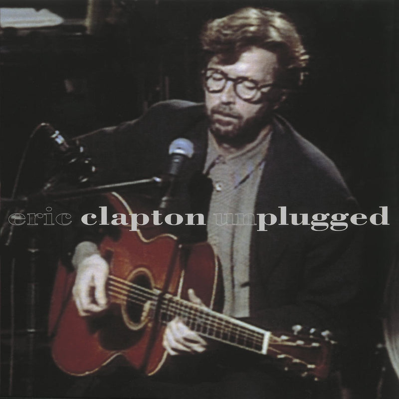 Eric Clapton - Unplugged (New Vinyl)