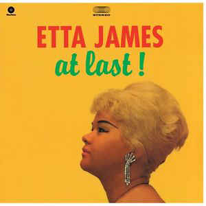 Etta James - At Last! (New Vinyl)