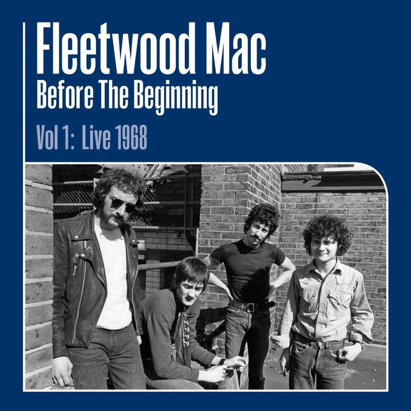 Fleetwood Mac - Before The Beginning Vol 1: Live 1968 (New Vinyl)
