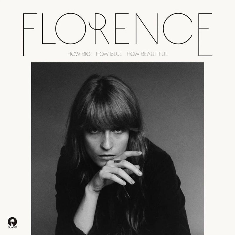 Florence And The Machine - How Big, How Blue, How Beautiful (Vinyl)