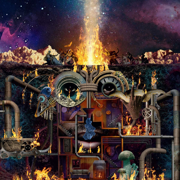Flying Lotus - Flamagra [Deluxe Edition] (Vinyl)