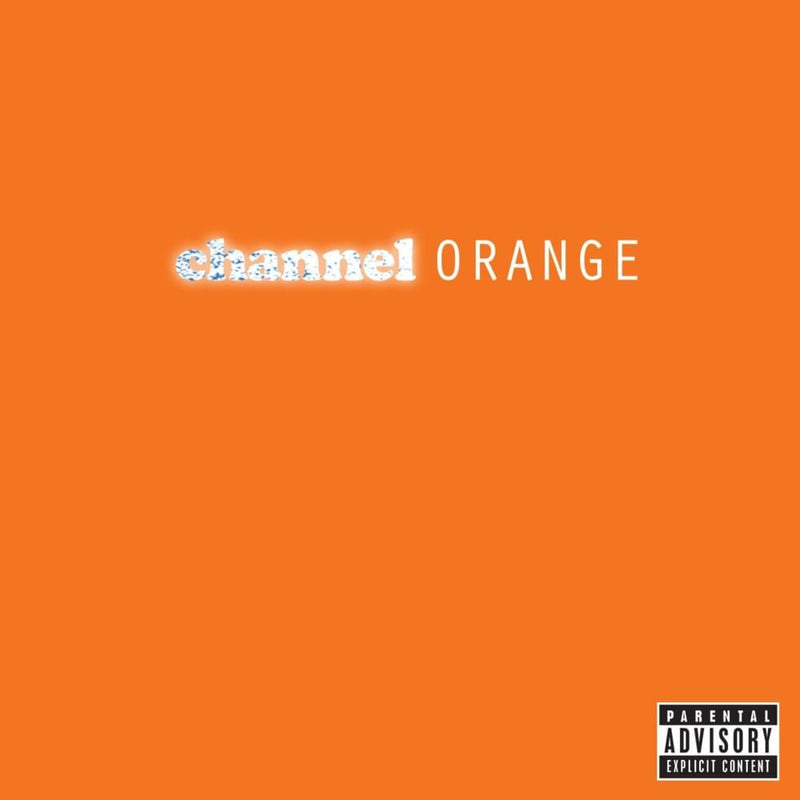Frank Ocean - Channel Orange (NEW CD)
