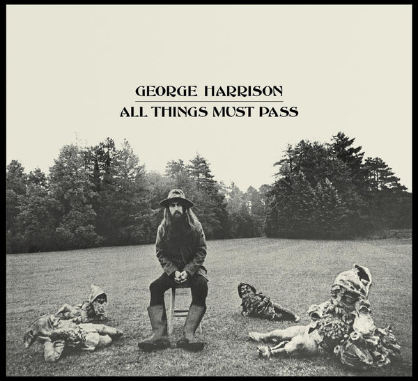 George Harrison - All Things Must Pass (New Vinyl)