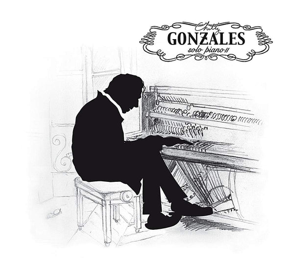Chilly Gonzales - Solo Piano II (New Vinyl)