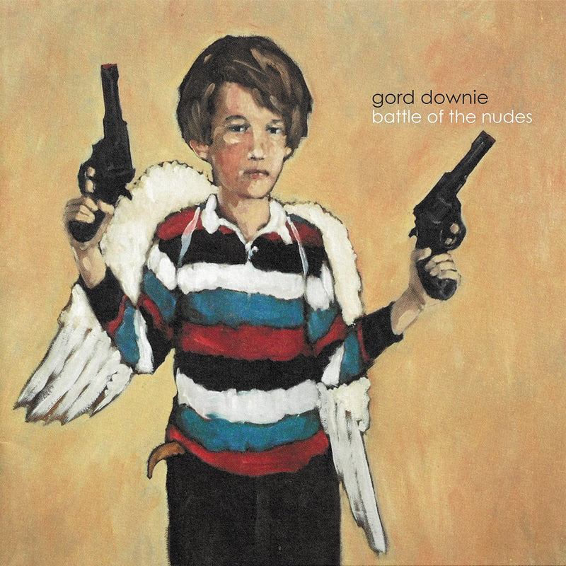 Gordon Downie - Battle Of The Nudes (New Vinyl)