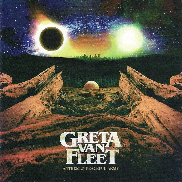 Greta Van Fleet ‎– Anthem Of The Peaceful Army (Vinyl)