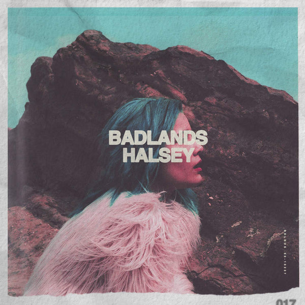 Halsey - Badlands (New Vinyl)