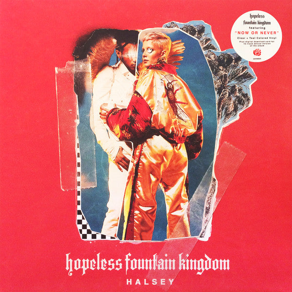 Halsey - Hopeless Fountain Kingdom (New Vinyl)