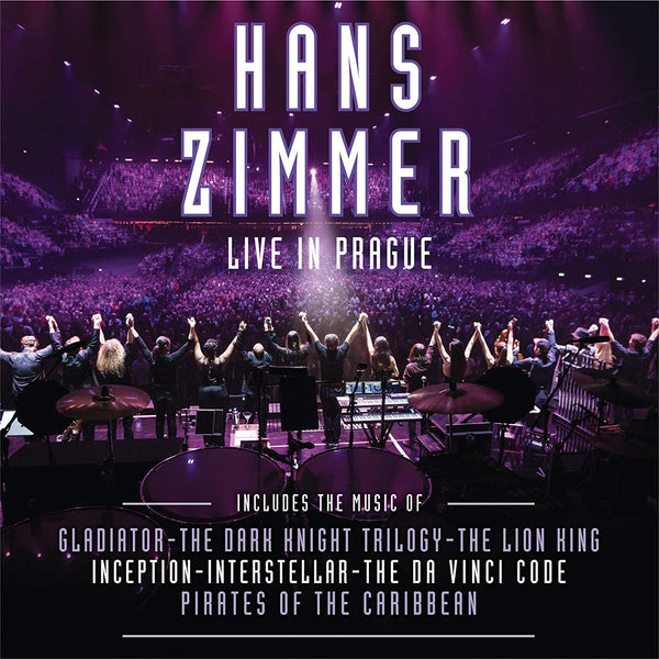 Hans Zimmer - Live In Prague (New Vinyl)