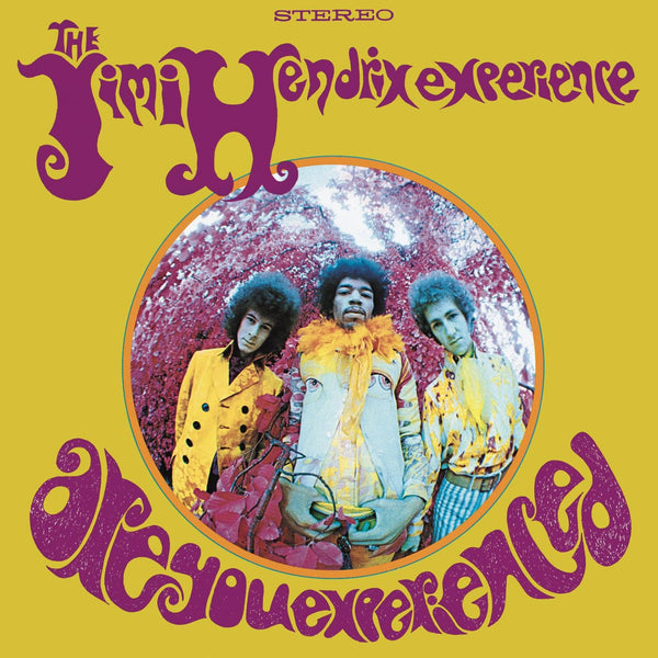The Jimi Hendrix Experience ‎– Are You Experienced (Vinyl)