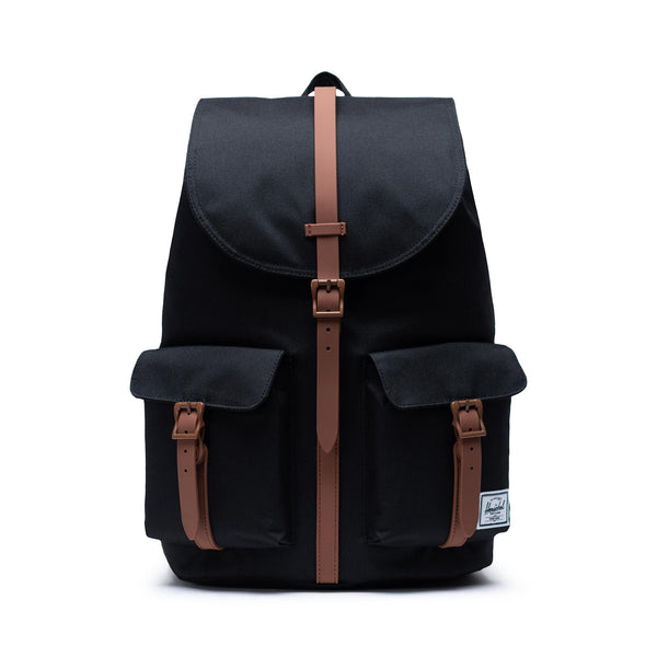 Herschel Supply Co. - Dawson Backpack (Black/Saddle Brown)