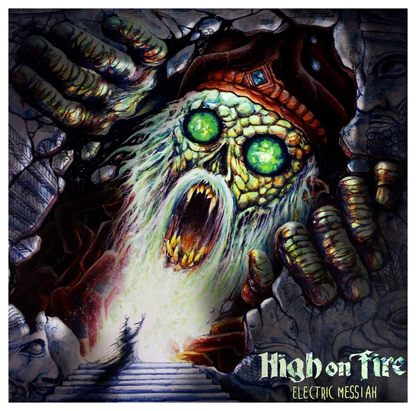 High On Fire - Electric Messiah (Vinyl)