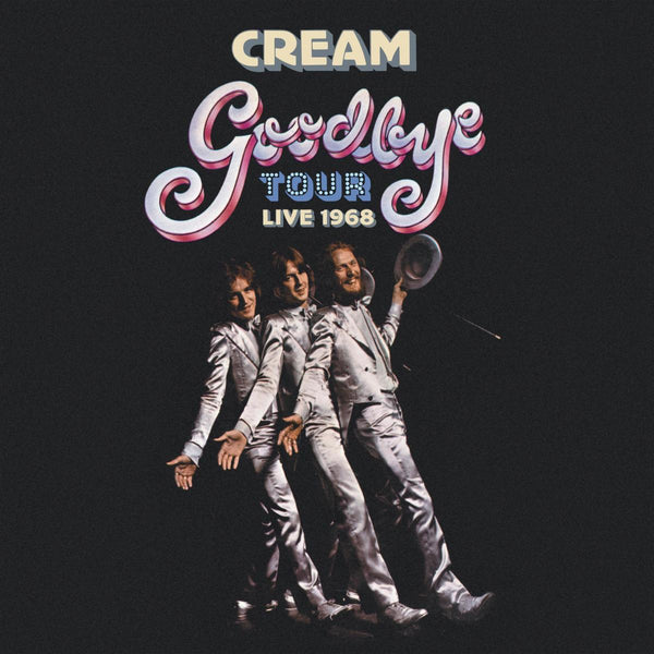 (Used CD) - Cream - Goodbye Tour Live 1968 CD Box Set