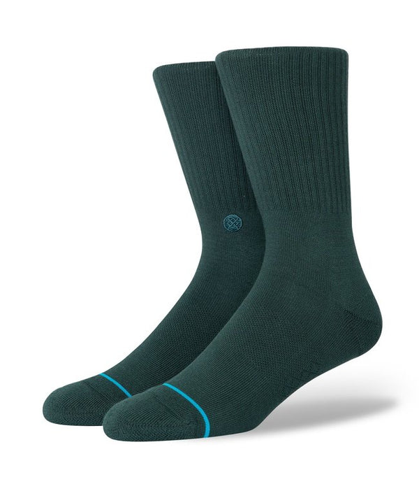 STANCE Socks - Icon (Green)