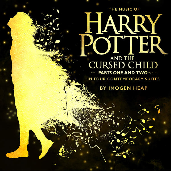 Imogen Heap ‎– The Music Of Harry Potter And The Cursed Child Parts One And Two [Soundtrack] (Vinyl)