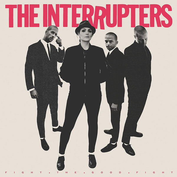 The Interrupters - Fight The Good Fight (New Vinyl)