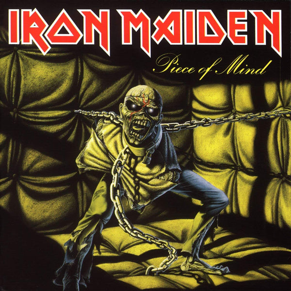 Iron Maiden - Piece Of Mind (New Vinyl)