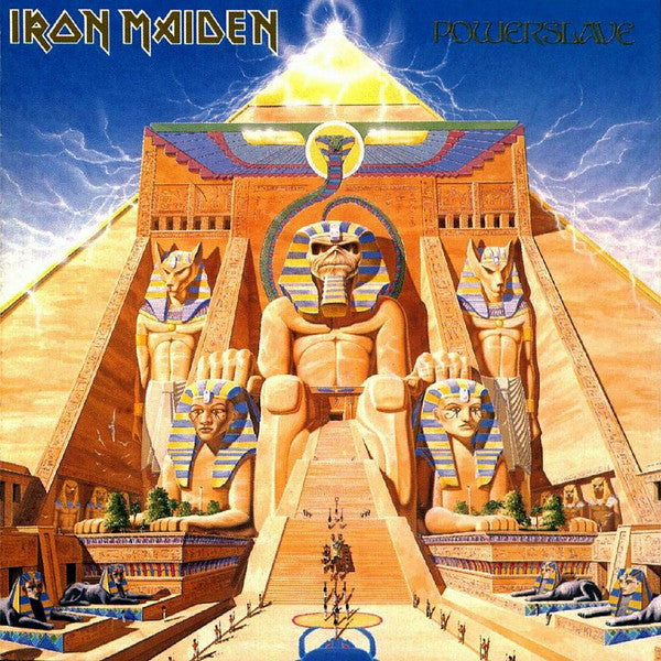 Iron Maiden - Powerslave (New Vinyl)