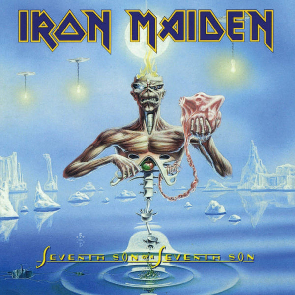 Iron Maiden ‎– Seventh Son Of A Seventh Son (New Vinyl)
