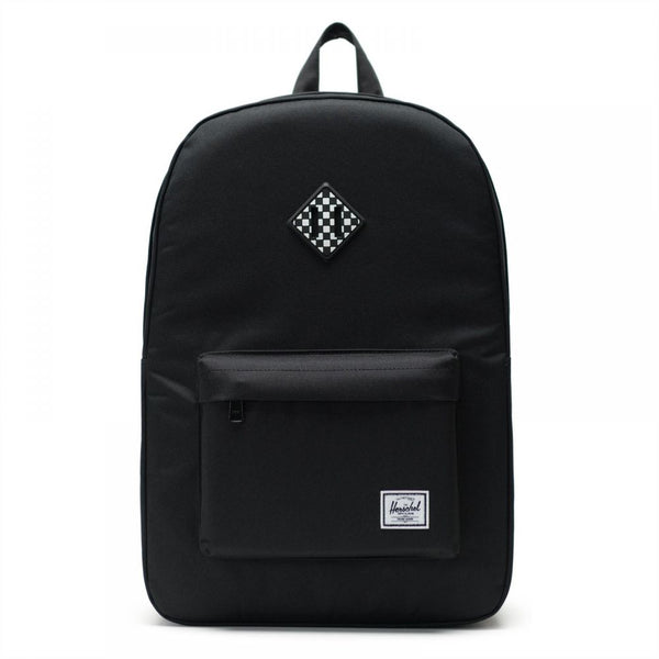 Herschel Supply Co. - Heritage Backpack (Black/Checkerboard)