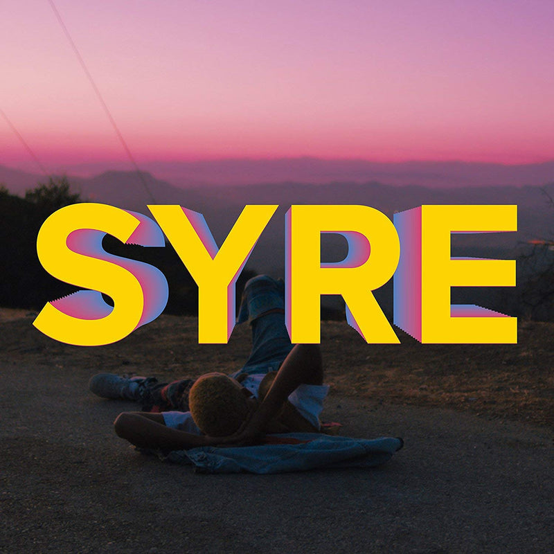 Jaden Smith - SYRE (New Vinyl)