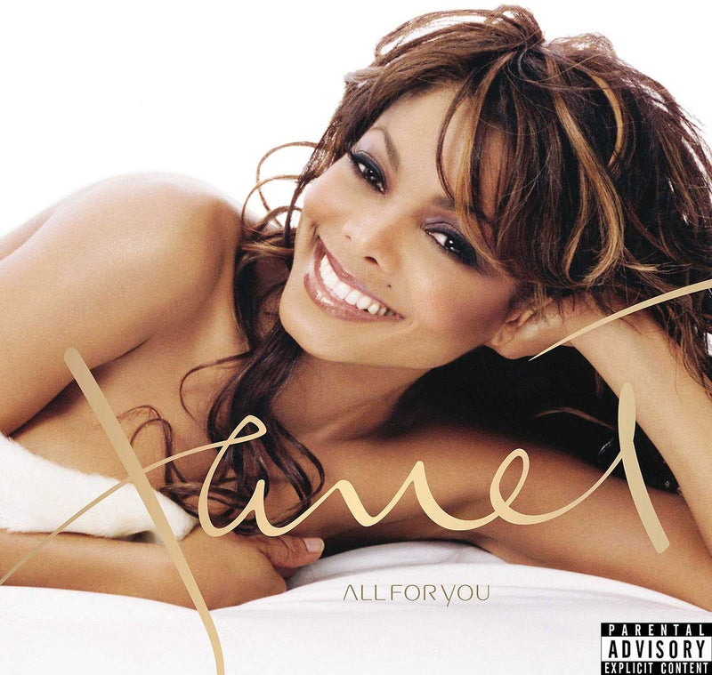 Janet Jackson - All For You (New Vinyl)