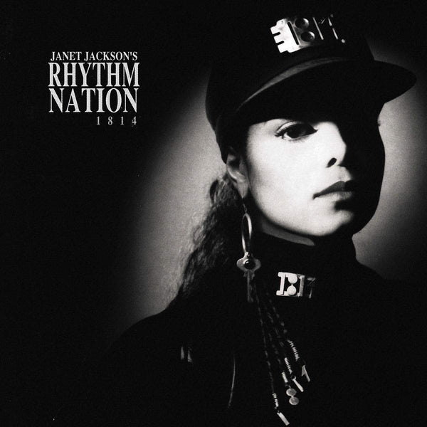 Janet Jackson - Rhythm Nation 1814 (New Vinyl)