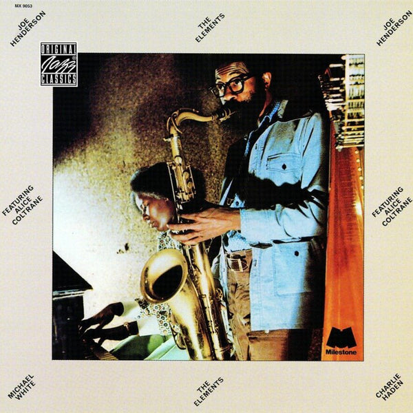 Joe Henderson Featuring Alice Coltrane - The Elements (Vinyl)