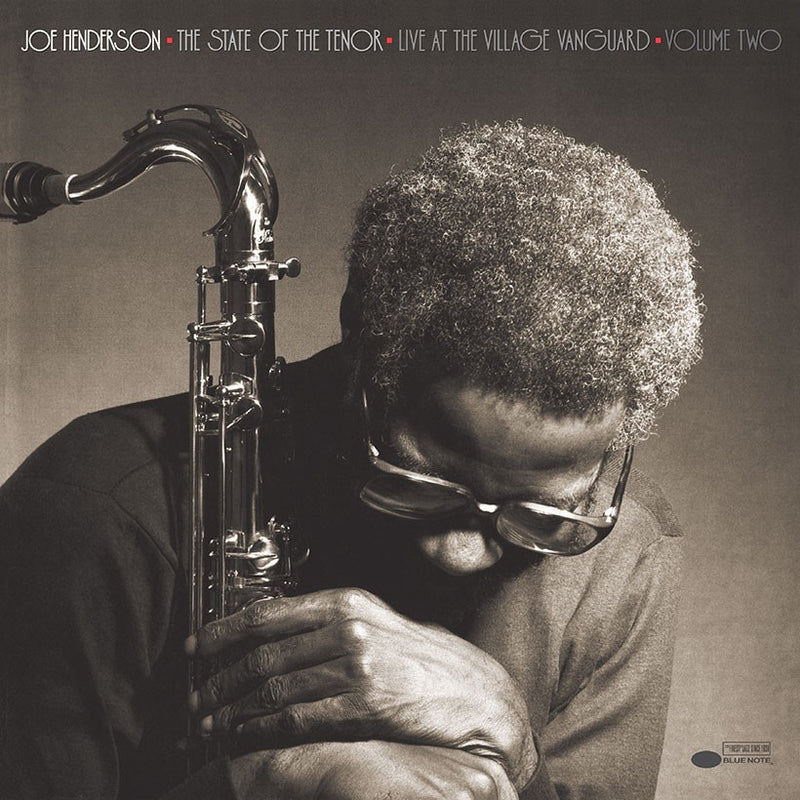 Joe Henderson - The State Of The Tenor - Live At The Village Vanguard - Volume Two  (Blue Note Tone Poet Series Vinyl)